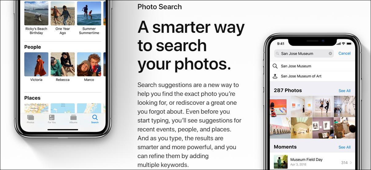 Улучшение фотографий В iOS 12
