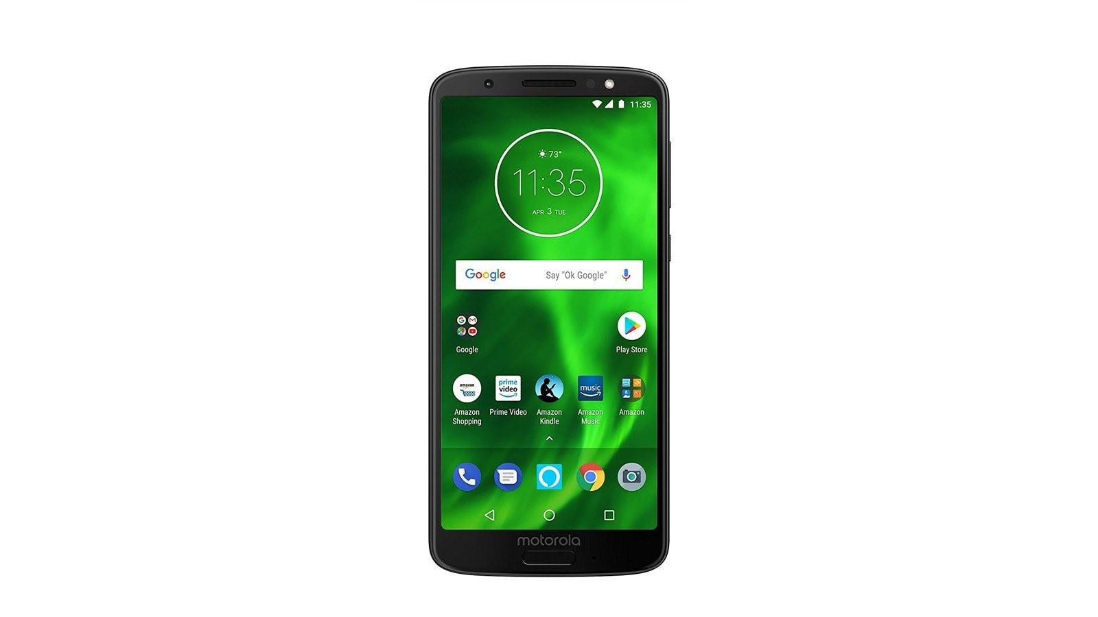 Лучшие бюджетные смартфоны 2018 Motorola Moto G6