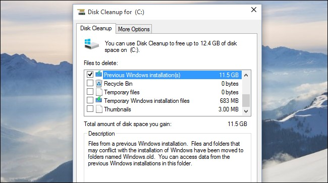Что такое папка Windows.old и как удалить ее
