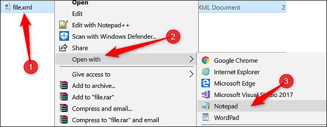 Что такое XML-файл? Чем открыть XML?