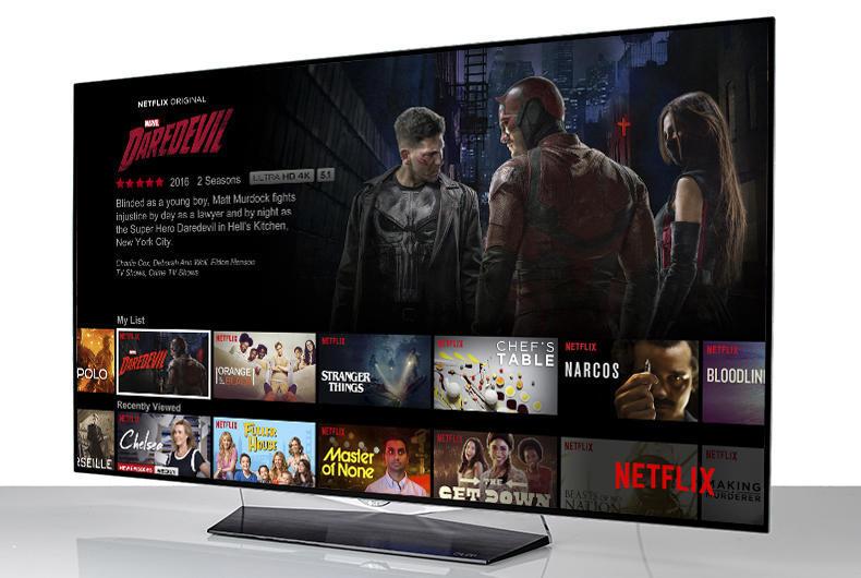 Приложения для смарт-ТВ