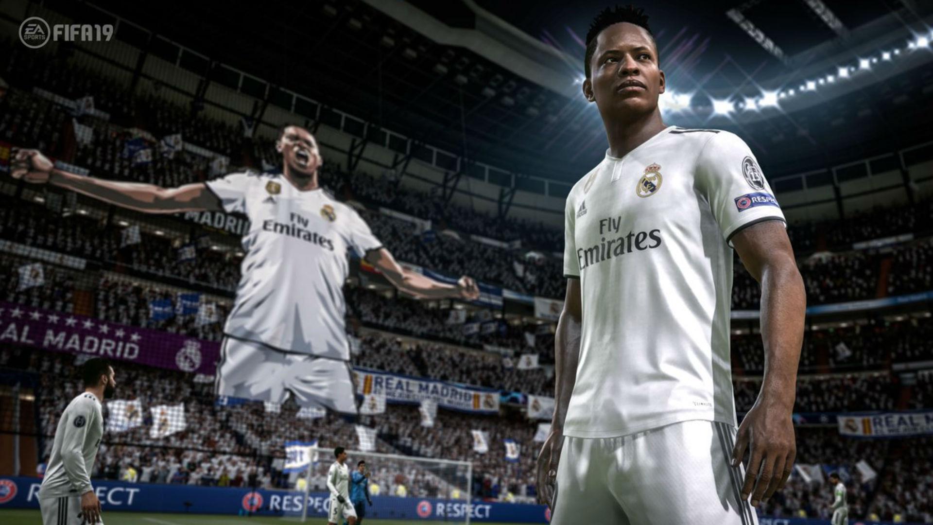 Карьера в FIFA 19