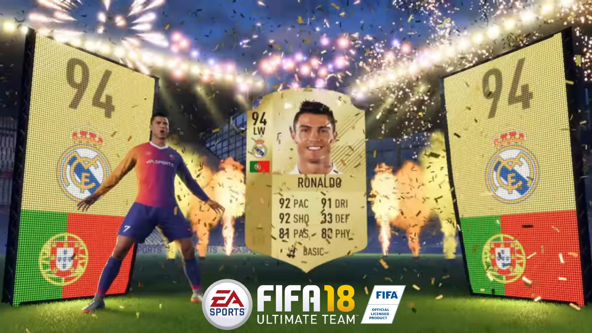 Ultimate Team в FIFA 19