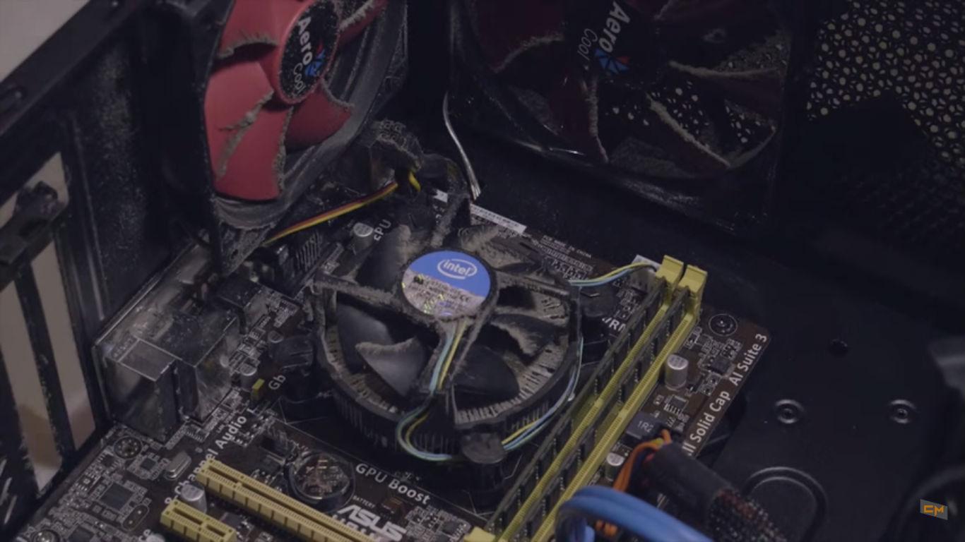 Как почистить компьютер