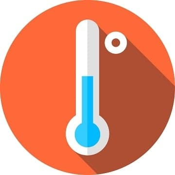 оптимальная температура для игр